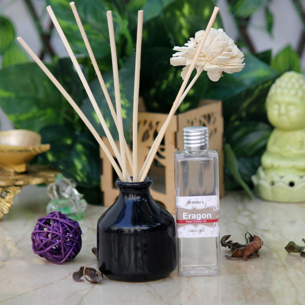 Reed Diffuser Set | Indian Royal Crafts | Brahmz