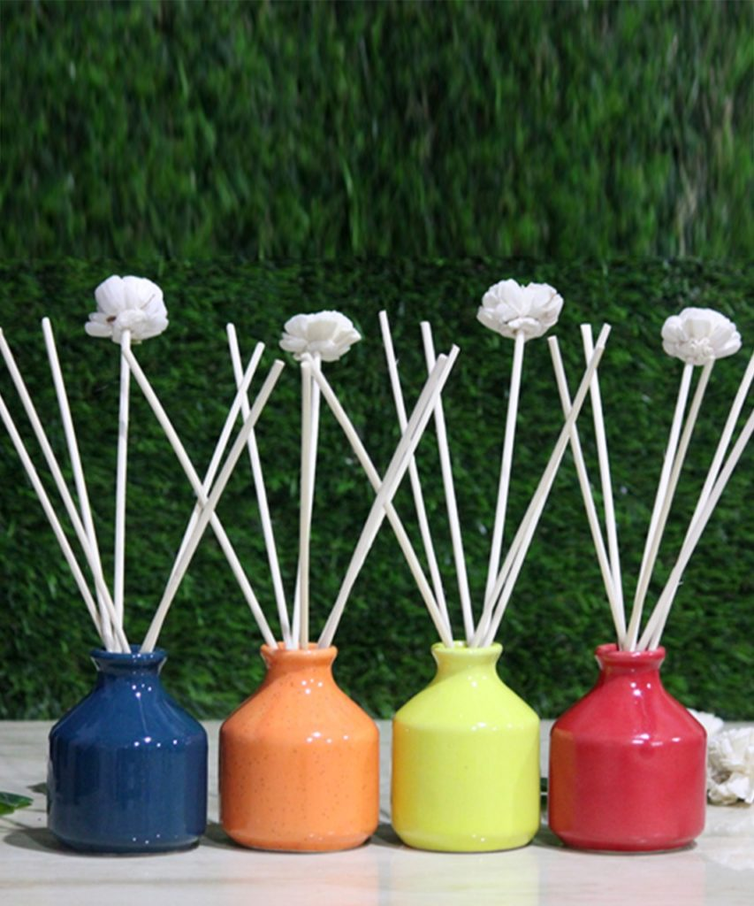 Reed Diffuser Colors | Indian Royal Crafts | Brahmz