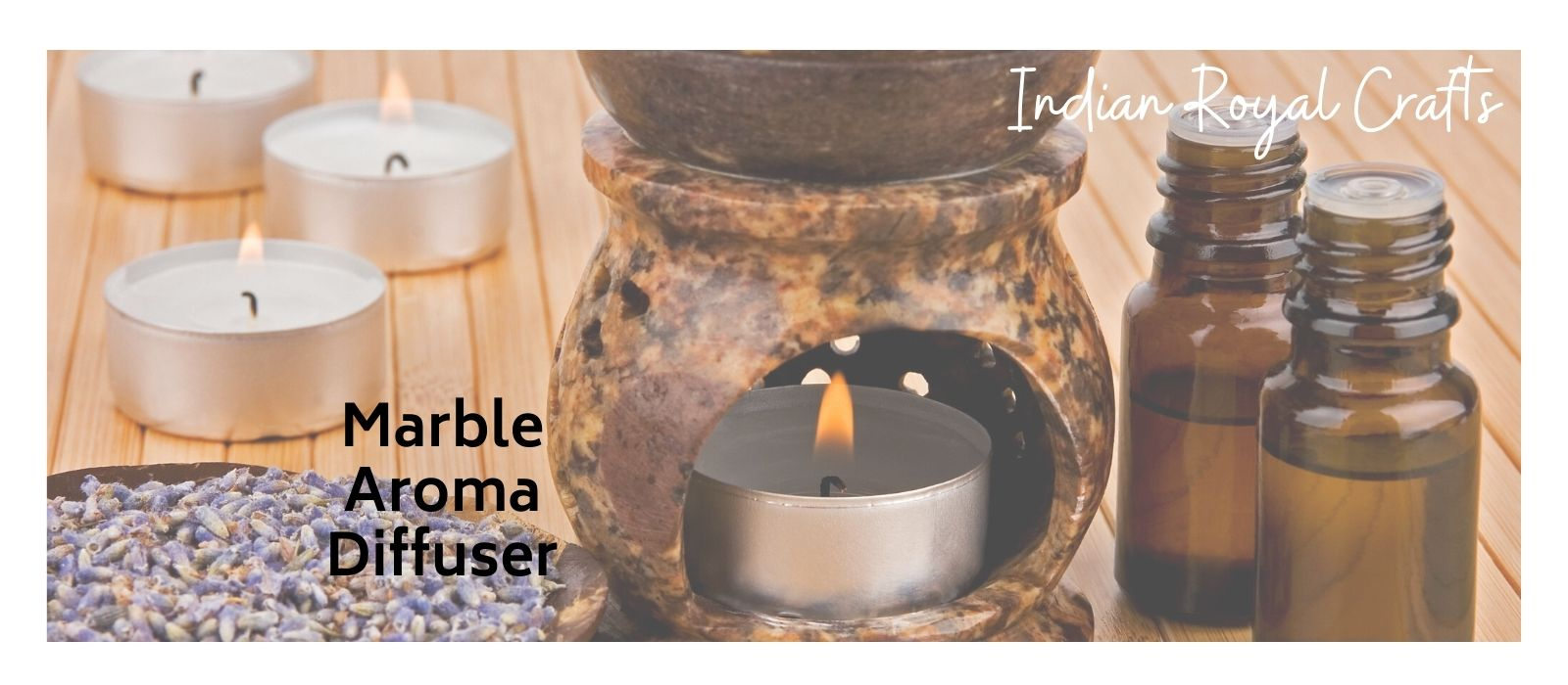 Marble / Soapstone Oil Diffuser